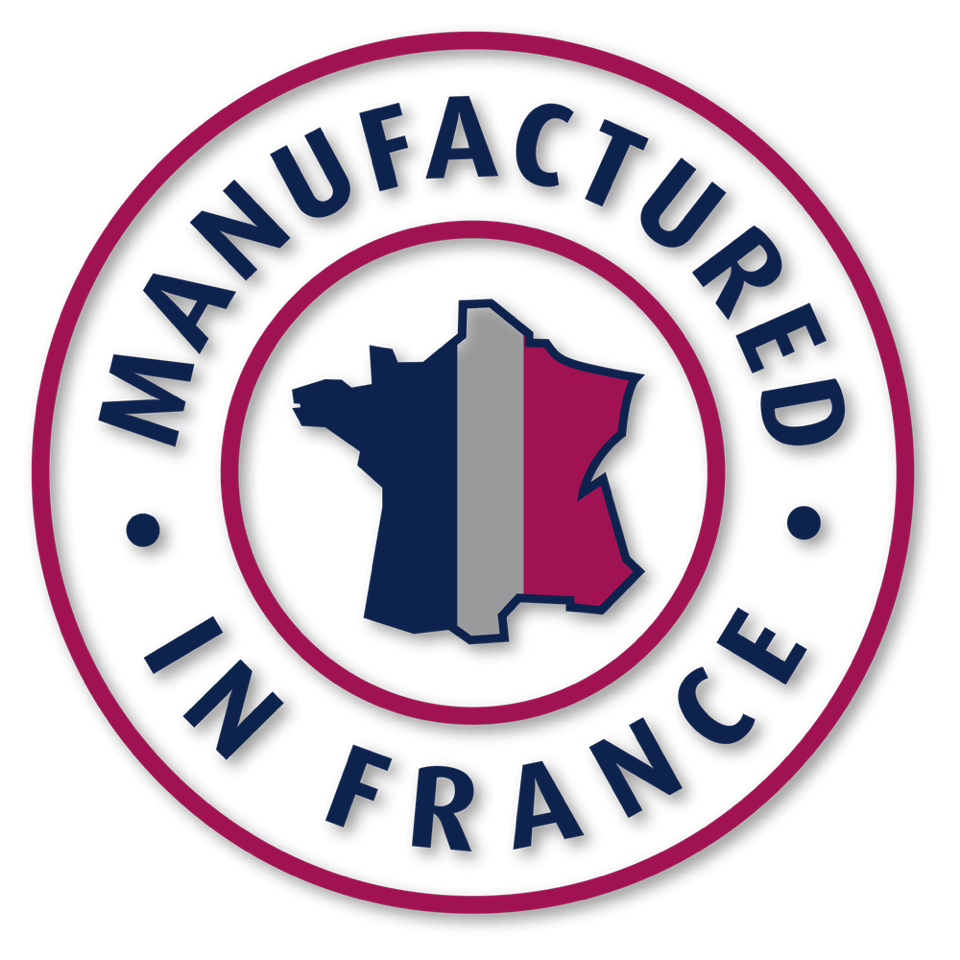 manufactured in france