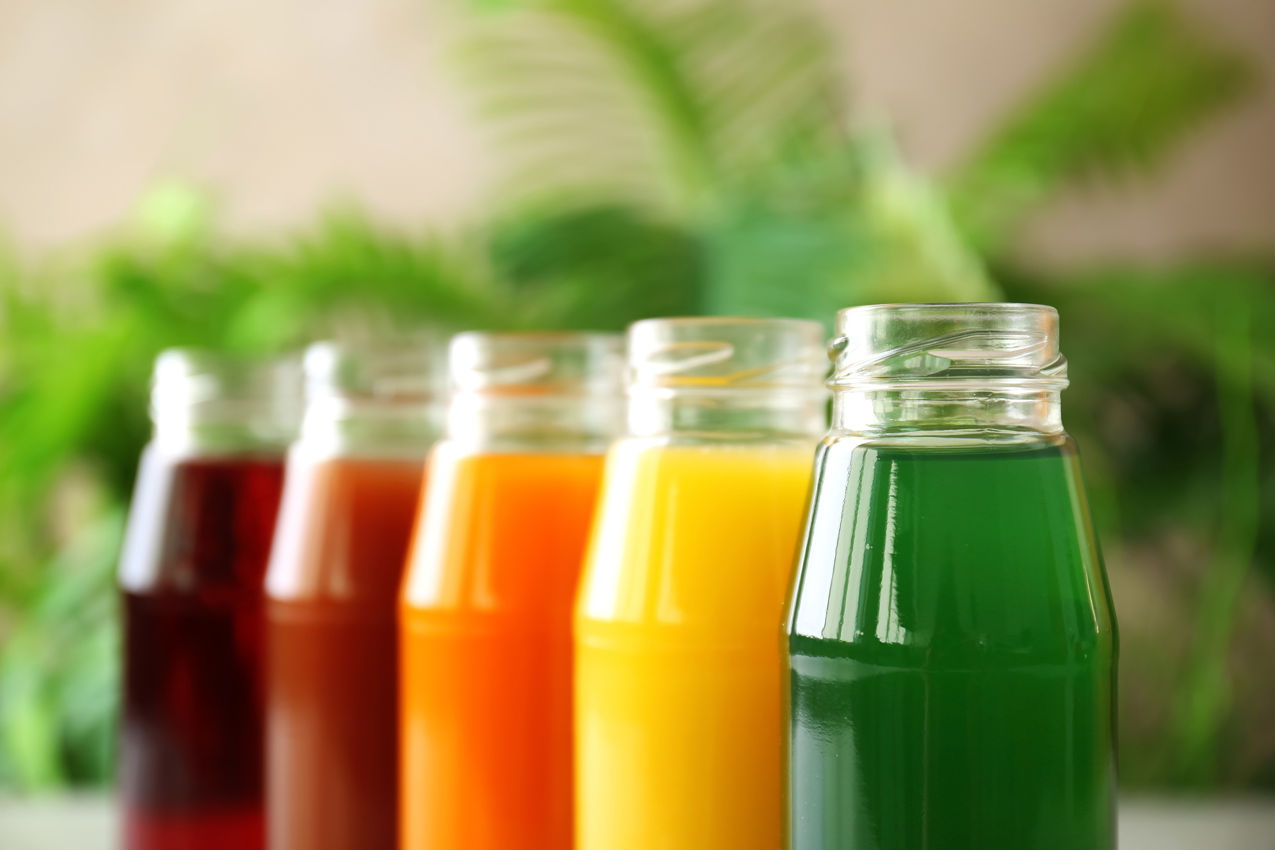 functional beverages market