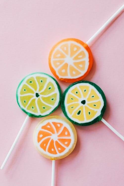 Confectionery low sugar Nexira