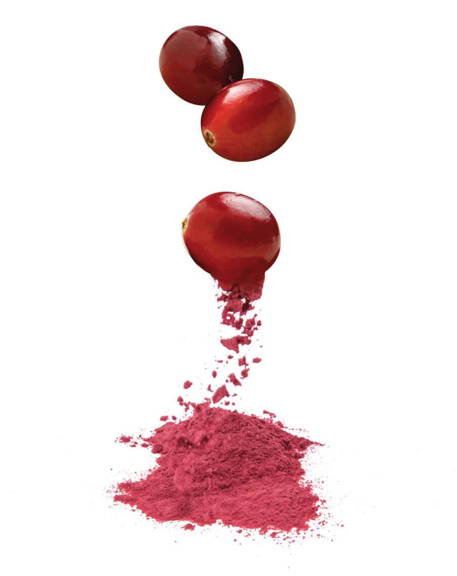 Exocyan nexira cranberry