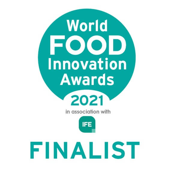 inavea™ is finalist of the 2021 World Food Innovation Awards