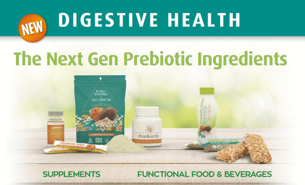 prebiotic ingredients